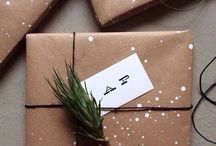 Presents / DIY to give away to friends, family, partners, kids, baby showers, newlyweds...