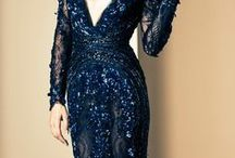 Long dresses/gowns / A board filled full of elegant fashion in all different sorts of fashion.