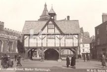 Historic Harborough / Archival photography and postcards from Harborough District, Leicestershire