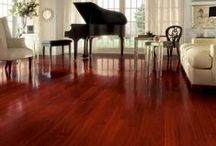 Hardwood Floors / Wood flooring is one of the best investments you can make in your home. At Essis & Sons Carpet One you'll find the absolute best selection of hardwood flooring from oak and maple to exotic wood floors like Brazilian Cherry.