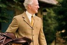 Horse Country Men's Tweeds 2014 / Horse Country, Warrenton, Virginia, offers men's tweed jackets for riding, fox hunting and country life.
