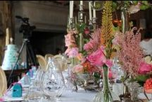 The Venue / The perfect flowers for your venue
