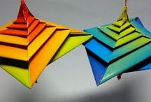 Origami, Paper