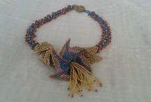 Takı Çalışmalarım , Kolyeler / Takı Çalışmalarım , Kolyeler My Jewelry  Works, Necklaces