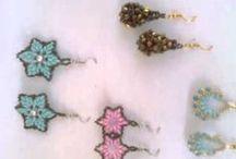 Taki Calismalarim   Kupeler / Kupe Earrings