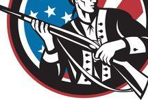 American Revolution / Cool Stuff On the American Revolution  / by Stephen Gentry