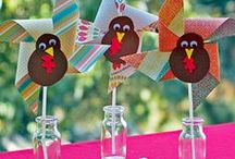 Thanksgiving Crafts for Kids / Fun crafts to do over for Thanksgiving