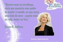 Beleza Sustentável / Beleza Sustentável é um Conceito Universal de Sustentabilidade Pessoal.