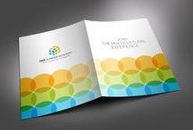 Logoholik - Print communication / Brochures, flyers, magazines designed by Logoholik - Award winning visual identity specialist