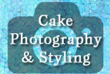 Cake Photography & Styling Tips / Tips on How to Photograph and Display Cakes