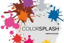 Colorsplash / Creativity Unleashed. Colorsplash provides your clients with a new, fashion forward salon color service.