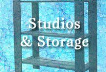 Gumpasting-Fondant Rooms & Cake Studios / Great Places for Storage Ideas for Gumpasting Rooms and/or Cake Studios