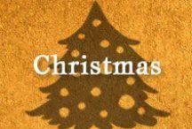 Gumpaste-Fondant Christmas Items / A Collection of Assorted Gumpaste-Fondant Christmas Items