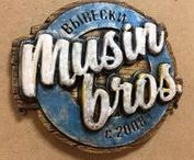 Musin bros signs / Our signage