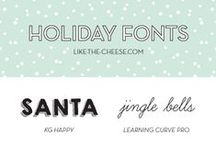 Fonts | I want and collect