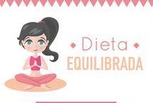 GYM / Ejercicios, dietas y hábitos saludables