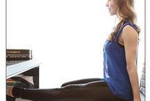 Stretches for Bloggers