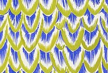 Patterns Galore / There is no such thing as too many patterns. / by Abigail Anderson