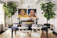 Favorite Spaces / by Anne Witherspoon
