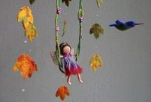 fairyland / All things little people, pretty fairies and fantastical beauty in nature.
