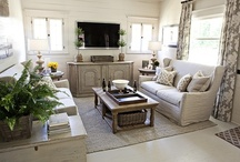 Home | Living Room / by Carrie Alexander