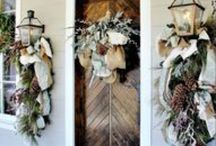 holiday decor / by Anne Witherspoon