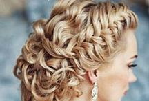 Hair ideas / by Melany Strong