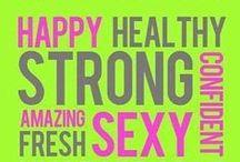 Health & Fitness / by Heather Sjolin