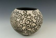 Clay / fired earth creations / by Claire Fairall Designs