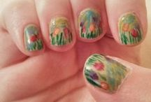 Crazy about nails / Nail Art / by Stephanie Thurlow