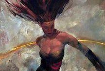 wonder woman / by Cat Rambo