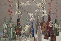 Inspiring ART - StillLife - Interiors -FLOWERS / by Sharon Rains