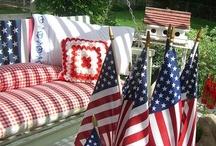 """HOLIDAYS ~ Patriotic Fun / by Wendelyn """"Wende"""" Jackson"""