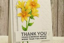 Cards - Thank You's / by Wasamkins