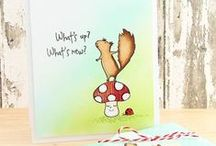 Cards - Missing You / by Wasamkins