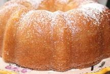 Pound Cakes . . . / by Bren Freeman