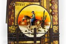 Cards - Western / by Wasamkins