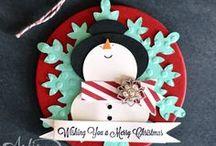 Christmas Ornaments / by Wasamkins
