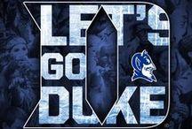 Go Duke! / by Marianne McMillan