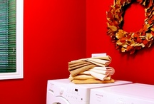 Red Decor / Decorating with Red  Home Decor