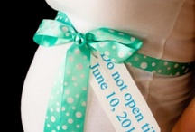 Baby- Pregnancy / Creative ways to celebrate Baby on Board!