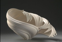 Clay curves / Beautiful tactile clay curves, inspiring !! / by Claire Fairall Designs