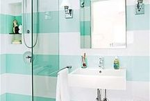Home - Bathroom / by Heather Sjolin