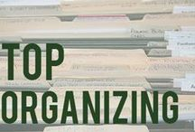 DIY -  Organization / by Heather Sjolin