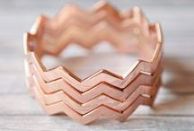 Rose Gold / All things rose gold! / by Micha M.