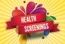 Biometric Screenings / We build our biometric screening programs around a basic premise: everyone is healthy. We start with what's right instead of what's wrong.