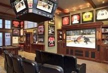 Man Cave / by Heather Sjolin