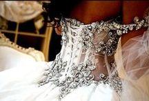 Wedding - Dress / by Heather Sjolin