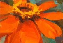 Inspiring - DAILY PAINTERS / by Sharon Rains