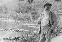 Inspiring - Claude Monet / by Sharon Rains